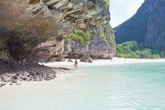 Thailand - Ko Phi-Phi Lizenzfreies Stockfoto