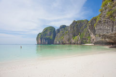 Thailand - Ko Phi Phi Royalty Free Stock Photo