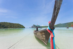 Thailand - Ko Phi Phi Royalty Free Stock Photography