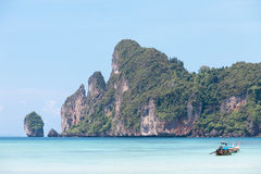 Thailand - Ko Phi Phi Stock Images