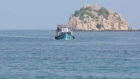 Thailand Ko Tao Island stock footage
