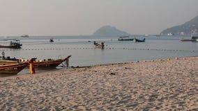 Thailand Ko Tao Island stock videobeelden