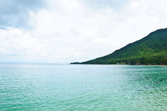 Thailand, Koh Phangan, view of the coast of the Stock Images
