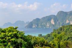 Thailand - Koh Phi Phi Royalty Free Stock Photo