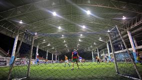 THAILAND, KOH SAMUI, 16 july 2014 Soccer football Stock Images