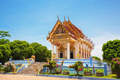 Thailand, Koh Samui, Kunaram Temple Royalty Free Stock Images