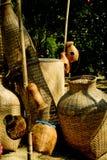 thailand koszykowy wicker Zdjęcie Stock