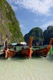 THAILAND KRABI Stock Afbeelding