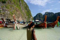 THAILAND KRABI Stock Afbeeldingen