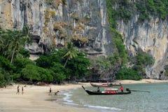THAILAND KRABI Arkivfoton