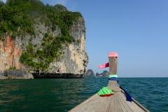 THAILAND KRABI Arkivfoto