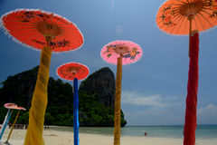 THAILAND KRABI Royalty Free Stock Photography