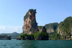 THAILAND KRABI Royalty Free Stock Photos