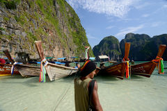 THAILAND KRABI Stock Images