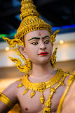 Thailand krigare Royaltyfri Foto