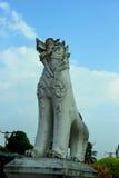 Thailand-Kunst Stockfoto