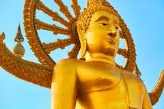 Thailand Landmark. The Big Buddha Temple. Buddhism Religion. Tou Stock Photos