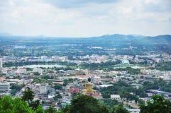 Thailand landskap Royaltyfria Foton
