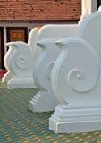 Thailand Lanna architecture White Stock Photo