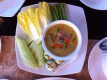 Thailand-Lebensmittel Lizenzfreies Stockbild