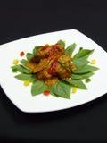 Thailand-Lebensmittel, panang gai Stockfoto