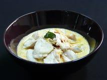 Thailand-Lebensmittel, Tom-kha gai Stockfotos