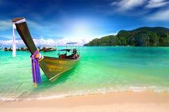 Thailand lopp Royaltyfria Foton