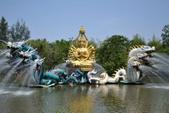 thailand lopp Royaltyfri Fotografi