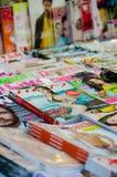 Thailand magazine. Royalty Free Stock Image
