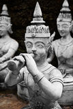 thailand Magische geheime Buddha-Garten-Statuen in Samui Reise, T Stockfotos
