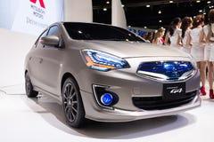 Mitsubishi Concept G4 on display Stock Images