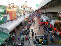 Thailand market Stock Image