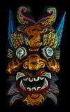Thailand mask royalty free stock photo