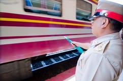 Thailand master station. Stock Photo