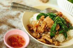 Thailand mat Fotografering för Bildbyråer