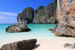 Thailand - Maya Bay Royalty Free Stock Image