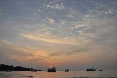 Thailand-Meer lizenzfreie stockfotografie