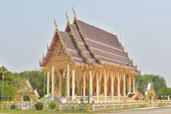 Thailand moderna arkitektur Royaltyfri Bild
