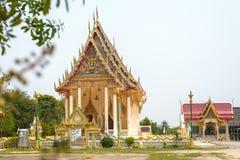 Thailand moderna arkitektur Royaltyfria Bilder