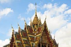 Thailand moderna arkitektur Arkivfoton
