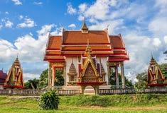 Thailand moderna arkitektur Arkivbilder