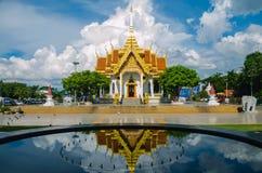Thailand moderna arkitektur Royaltyfria Foton