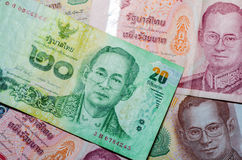 Thailand money Royalty Free Stock Images
