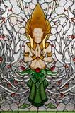 Thailand mosaiker Arkivbilder