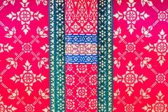 Thailand-Muster Stockbilder