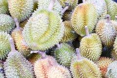 Thailand näring, durian, asia royaltyfria foton