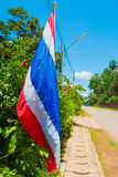 Thailand National Flag Royalty Free Stock Images