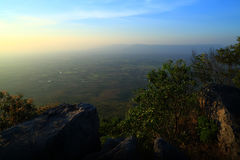 """Thailand   natural. In  stone  field  """"Mo Hin  Khaw"""" of  Chaiyaphum  province, Thailand Royalty Free Stock Images"""