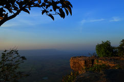 """Thailand  natural. In  stone  field  """"Mo Hin  Khaw"""" of  Chaiyaphum  province, Thailand Stock Image"""