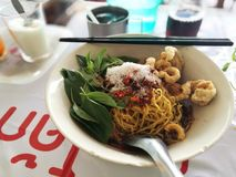 Thailand Noodle. S yummy Stock Image